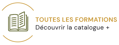 Bouton Découvrir le catalogue de formations Visuel-LSF